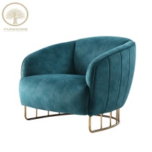 New designed modern blue velvet chesterfield sofa livingroom italian design <strong>furniture</strong> with fast shipping