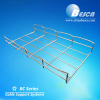 Wire mesh cable tray installation(UL,cUL)