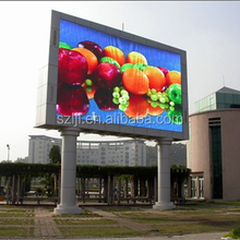 CE RoHS Waterproof P10 LED Display RGB LED Sign