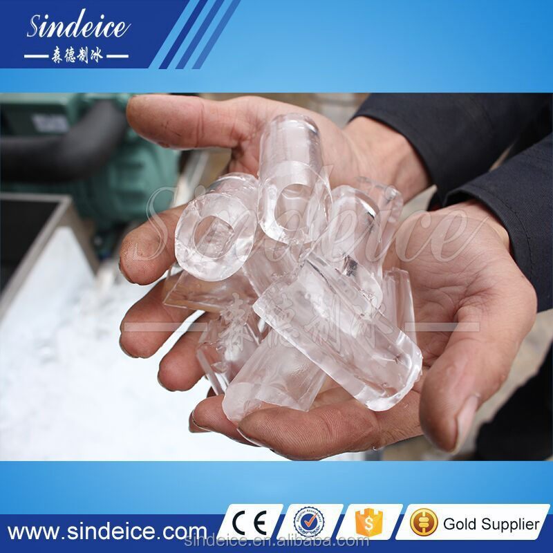 Buy direct from china factory tube ice business with service
