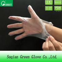 Silky stretch Glove/TPE examination glove Powder Free