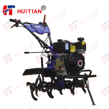 HT1000C 4.8HP Multi Manual Plough Farm Cultivator With 3Forward Gear