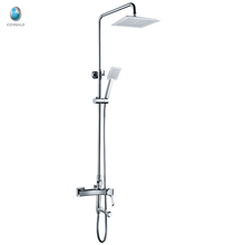 KDS-16 hot wall bathroom rain shower,prefab bathroom shower