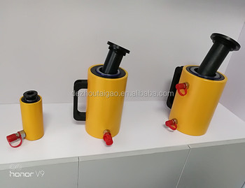 China cheap electric hollow hydraulic cylinder factory