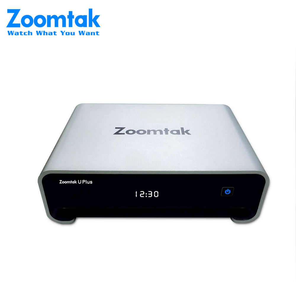 Zoomtak Silver Color Amlogic S912 Kodi 17.0 Android Tv Box 4k With Sim Card