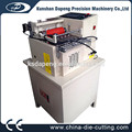 High Precision Nylon Belt Cutting Machine