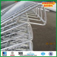 pvc coated roll top fence