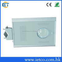wholesale outdoor 12W all in one solar street light