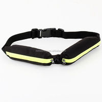 Outdoor Waist Bag Waist Pack Sport Running Women and Men Unisex Bags Purse Mobile Phone Case Waterproof Double Pack