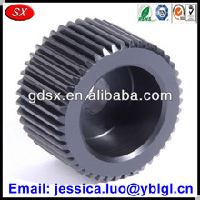 OEM/ODM China cnc machining top sales cylindrical gear,straight gear,precision metal cnc gear wide pitch