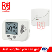 Hottest HVAC LCD Wireless No Fan Programmable Cool and Heat Thermostat