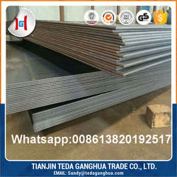 per ton price of ASTM A517 Grade B/P/Q low alloy steel plate