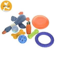 8 PCS Amazon Hot Selling Dog Toy Set Puppy Chew Dog Toy Pack For Small Dog