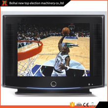 "Factory manufacture free standing 17""19 inch small size crt tv"