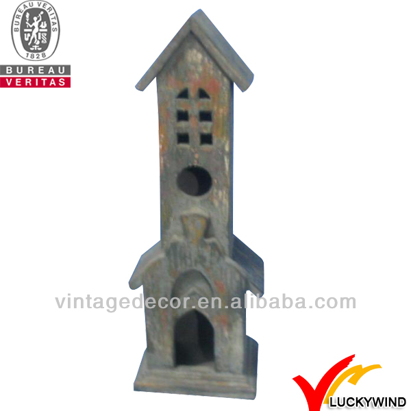 new product 2013 wooden bird house
