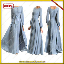 Wholesale New Designs Dubai Abaya/New Style Kaftan Evening Dress KDT7059 with reasonable price