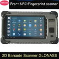 Industrial Quad-core rugged design fingerprint android rfid scanner rfid tablet pc