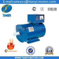 ST 230V AC Brush AC Alternator 10KW