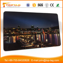 Hotel Safety 125KHz RFID Smart Card TK4100 RFID Hotel Keycard