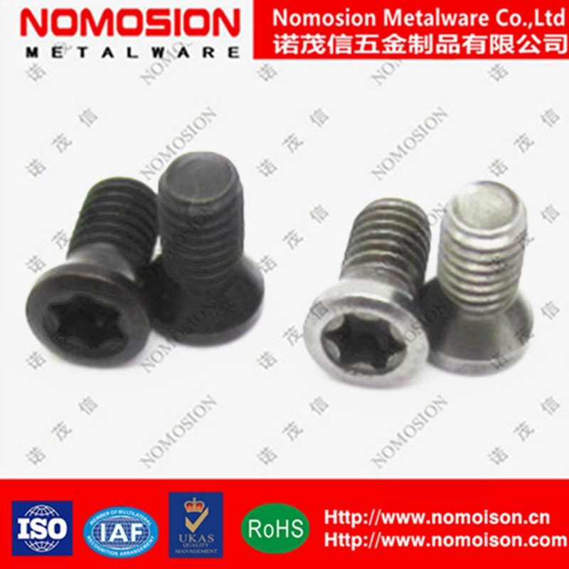 12.9 grade OM2.5*6 torx <strong>screw</strong> FOR CNC CARBIDE INSERTS Cutting Tools <strong>screw</strong> OM2.5*6
