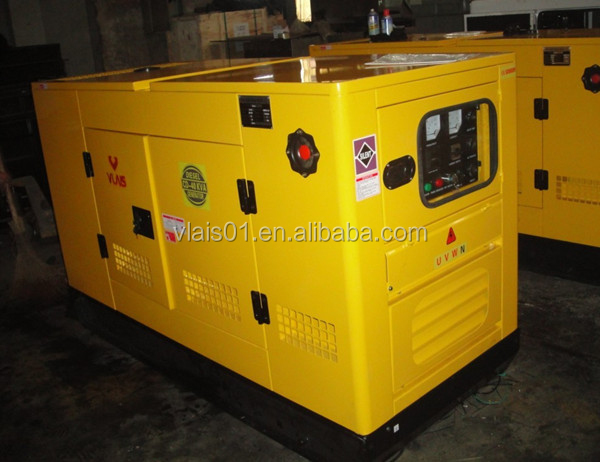 Super slient 20kva portable diesel generator 16 kw with price generator diesel <strong>engine</strong>