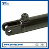 China manufacturer multistage telescopic adjustable steel hydraulic cylinder for fitness