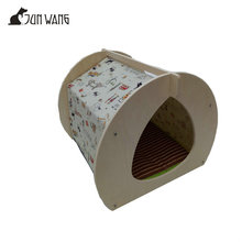 Pet Tent Outdoor Dual-purpose Wooden Cat Bed