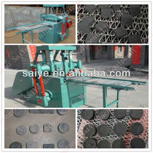 high quality 200kg/h anthracite /Shisha coal /blind coal production line