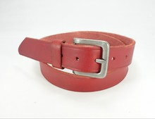 Fashion High Quality Genuine casual jeans ladies full grain leather belt