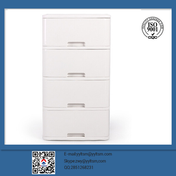 New design fashion low price plastic drawer , small parts plastic storage drawers