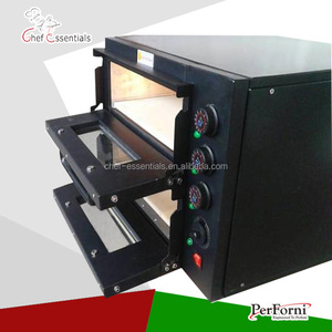 PFML.NB400 PERFORNI electric double decks pizza oven 220v bread making machine for bakery