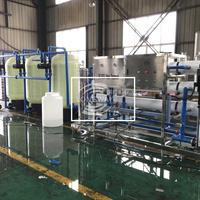 Fiberglass Ro Drinking Water plant with Reverse osmosis filter