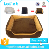 Hot sale pet bed for small dogs/pet bed with pad/dog pet bed with cushion
