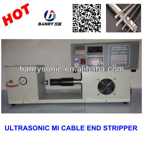 high quality Ultrasound MI cable jacket end stripping machine