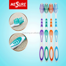 With Tongue Cleaner High Quality FDA toothbrush