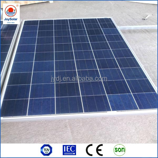 2017 China best PV supplier 250 300 watt best price per watt solar panel price in africa market