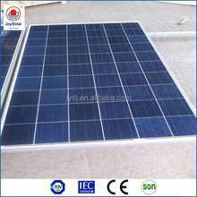 2018 China best PV supplier 250 300 watt best price per watt solar panel price in africa market