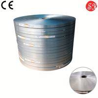 Cable Aluminum Foil/ Single or Double Sided Coated With PET