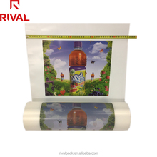 Lowest Price Custom Shape Beautiful Printing Top Quality Recyclable Plastic Design Types print shrink wrap