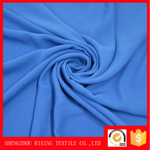 Hot design 75D woven technical 100%polyester crepe fabric characteristics