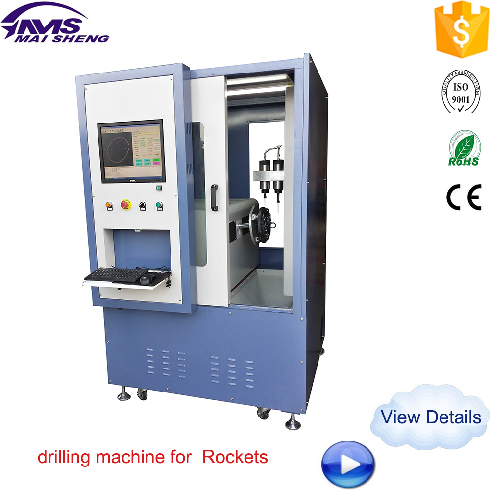The Racket Drilling Machine / Racket Industry Instrument