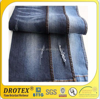 NEW Cotton Denim FR fireproof suitable for lady and men jeans fabric hot sale
