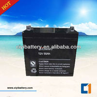 MF VRLA Sealed Lead Acid Battery 12V 50AH