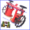small Cotton straw puller reaper machine /cotton harvesting machine