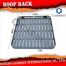 Hot Selling Roof Rack with Cross Bar Luggage Box For Jeep Wrangler 2007+