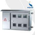 SAIP/SAIPWELL High Quality Stainless Stell Dustproof Waterproof Meter Box