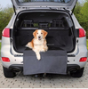 Dog Car Boot Protector With Apron cover