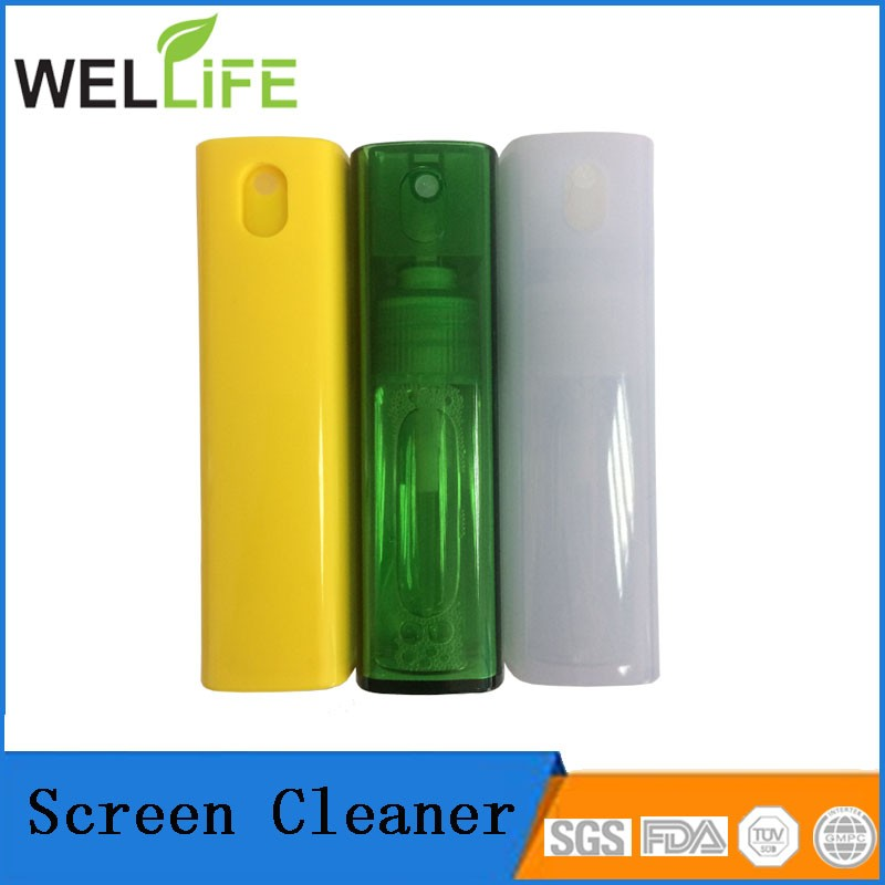 New factory wholesale Spray screen cleaner sticker for mobile phone