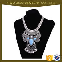 Yiwu Jewelry Supplier Wholesale Antique Silver Necklace Pendant