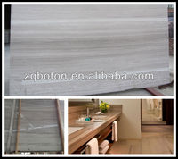 Wooden Grey Marble/Natural Stone/Chinese Marble
